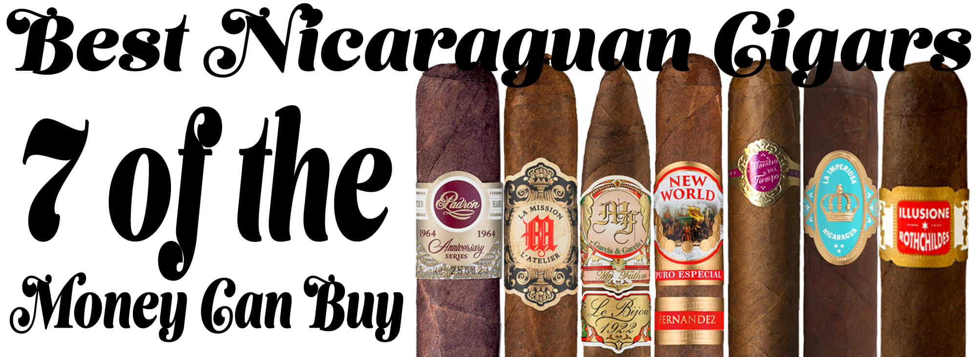 7 of the Best Nicaraguan Cigars Money Can Buy