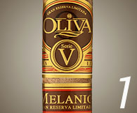 No. 1 Oliva Serie V Melanio Figurado