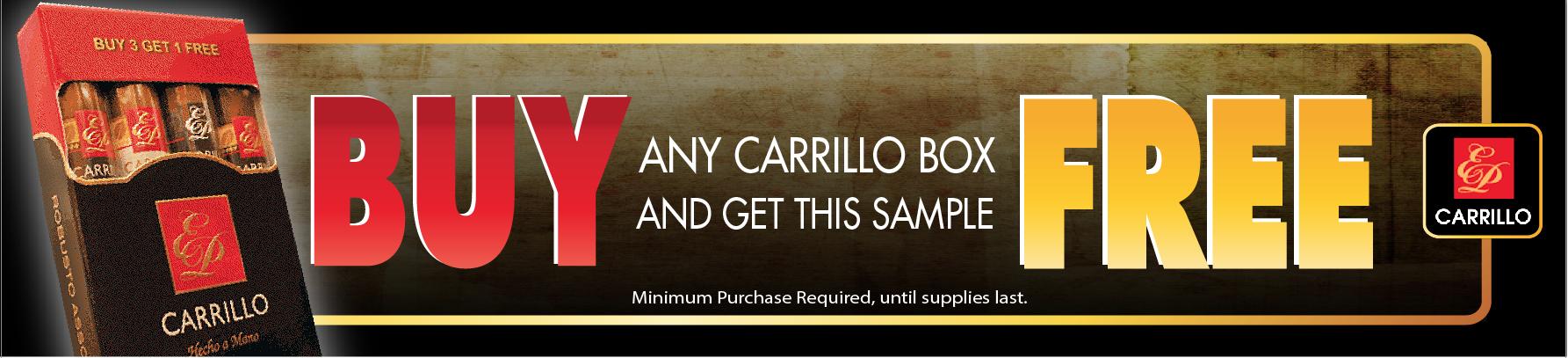 epc carrillo free sampler