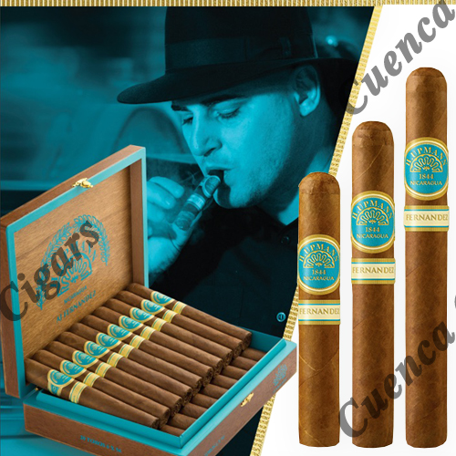 H Upmann made exclusively in Nicaragua by A.J. Fernandez.