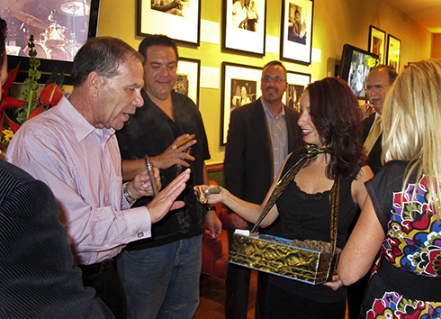 Art and Cigar Events