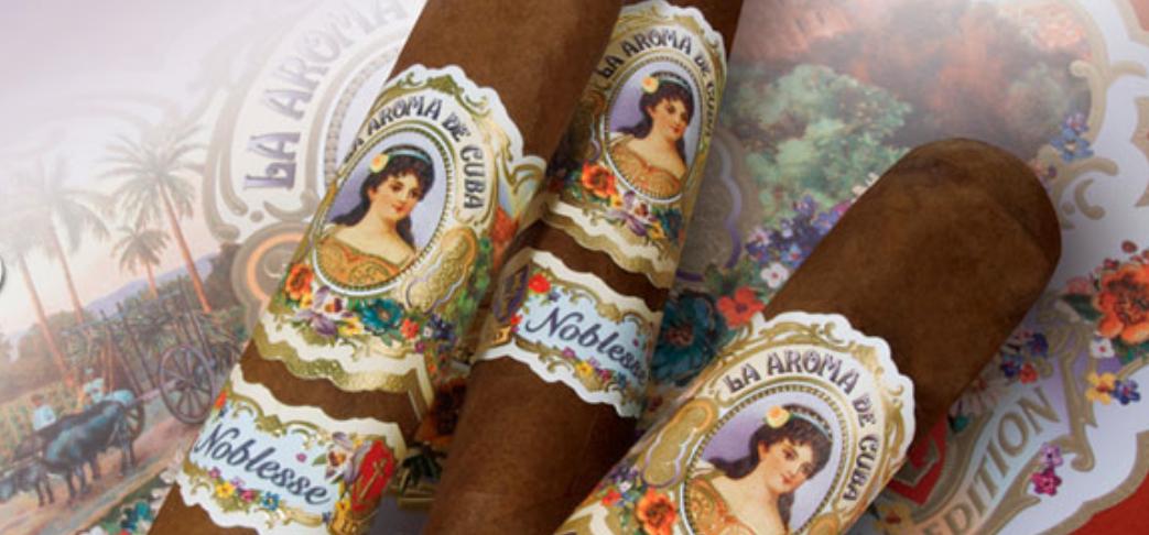 la aroma de cuba noblesse cigars
