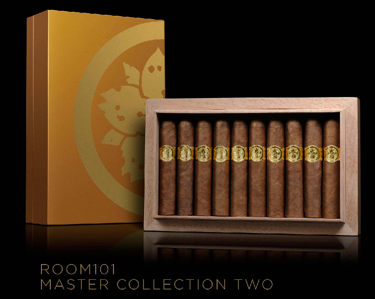 Room 101 Master Collection Two Cigars