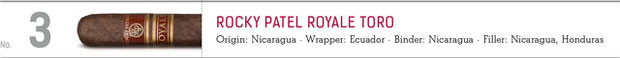 Shop Now Rocky Patel Royale Toro cigars online