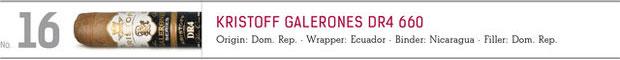 No. 16 Kristoff Galerones DR4 660
