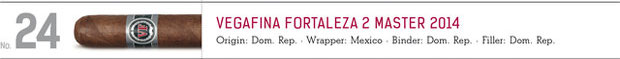 shop now Vegafina Fortaleza 2 Master 2014 cigars online here