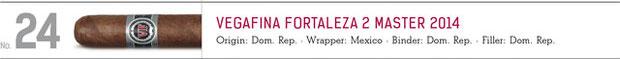 No. 24 Vegafina Fortaleza 2 Master 2014