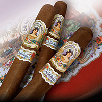 The Returns of the Limited Edition La Aroma de Cuba Noblesse