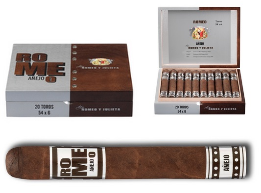 Shop Now Romeo Anejo by Romeo and Julieta at Cuenca Cigars