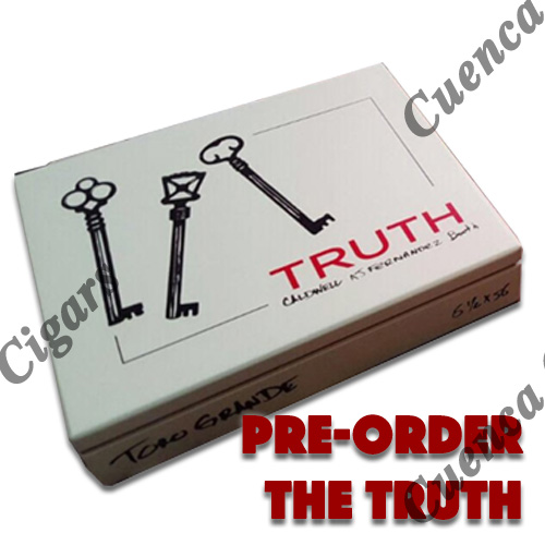 PRE-ORDER THE TRUTH NOW